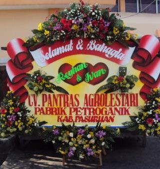 Toko Bunga Nginden Jangkungan Surabaya