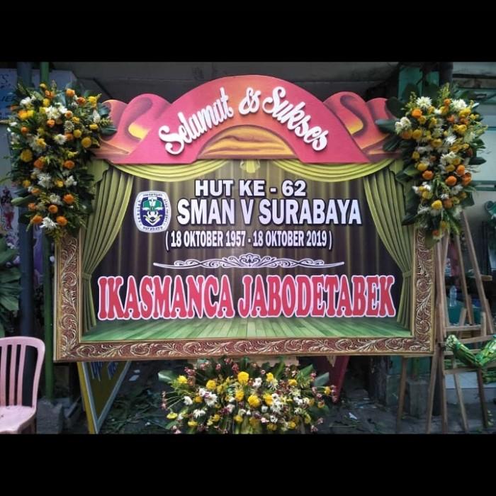 Toko Bunga Menur Pumpungan Surabaya
